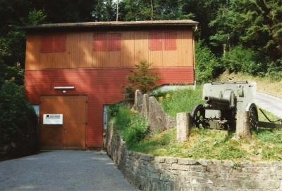 SU61 Heldsberg entree