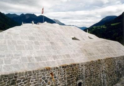 SU73 Airolo fort