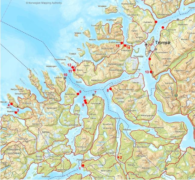 Carte4 Troms Sud