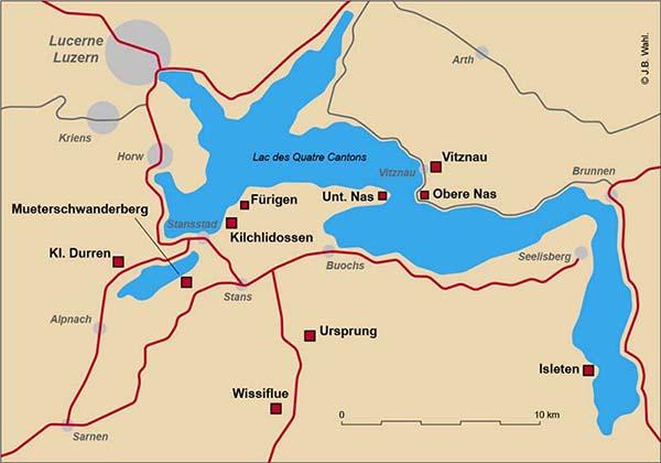 Lucerne-carte